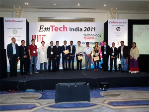 Avaz awarded Innovator of the Year by MIT Tech Review India